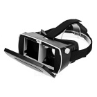 "Virtual Reality Headset 3D-VR-Brille für 4 ~ 5,5 ""Smartphones - Schwarz"