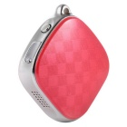 A9 Mini GPS Tracker Locator w / Google Map / SOS Alarme pour voiture - Rouge