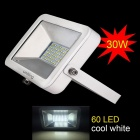 Uniting IP65 30W 60-2835 LED Cool White Flood Light (AC 100-240V)