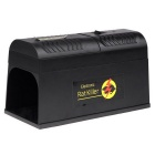 Electronic Rat Trap Mice Mouse Rodent Killer - Black (EU Plug)