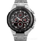Valia 8609 Men's Japanese Quartz Movement Watch w/ 4 Real Sub-dials