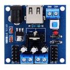 DC-DC Power Supply Voltage Regulator Module for Arduino - Blue