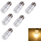 YouOKLight E27 2.5W LED Corn Bulb Lamp Warm White 24-SMD 5730 (6PCS)