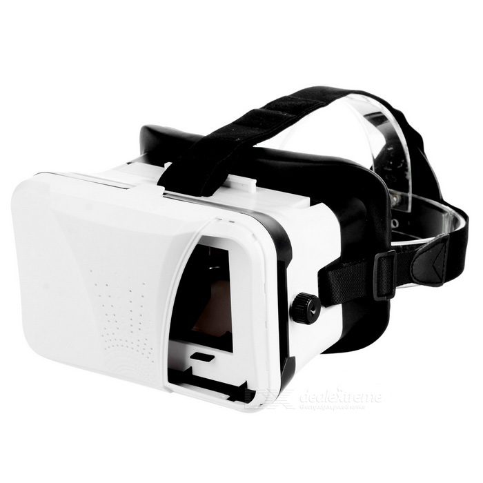 "M1 BOX VR Glasses w/ 2D/3D Switch Function for 3.5~6"" Phones - Black"