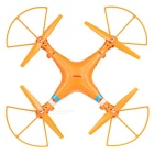 Syma X8W R/C FPV Real Time Quadcopter with Wi-Fi Camera - Orange