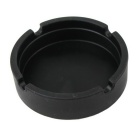 Environmental protection silicone ashtray - black