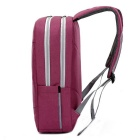 "SENDIWEI S-317W Fashion Travel Backpack for 15.6"" Laptop - Dark Pink"