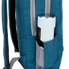 "SENDIWEI S-317W Fashion Travel Backpack for 15.6"" Laptop - Blue"