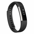 Fitbit Alta Fitness Tracker, Black, X Large