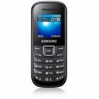 Samsung E1200Y 1.52-inch Colored Screen Mobile Phone - Black