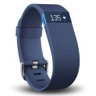 Fitbit Charge HR Wireless Activity Wristband Blue Small