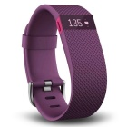 Fitbit Charge HR Wireless Activity Wristband Purple Small