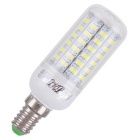 Youoklight E14 4W LED Maisbirnenlampen kaltes Weiß 69-SMD 5730 (6PCS)