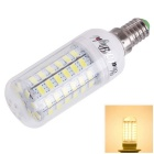 YouOKLight E14 4W LED Corn Bulb Lamps Warm White 69-SMD 5730 (6PCS)