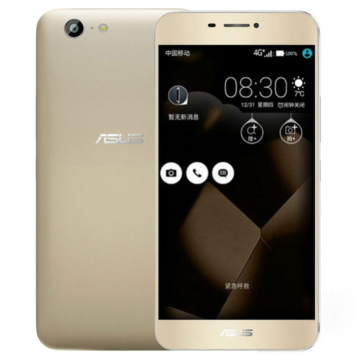 ASUS Pegasus 5000 Android 5.1 Phone w/ 3GB RAM, 16GB ROM - Golden