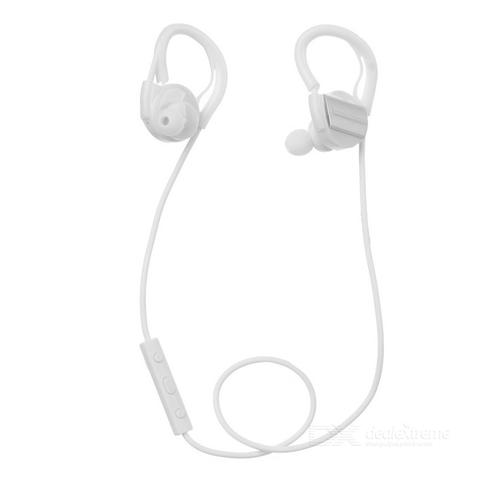 ZEALOT Wireless Bluetooth V4.0 Headset Earhook - Branco
