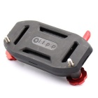 Lotopop Backpack Clip Fast Clamp Mount for Gopro - Red