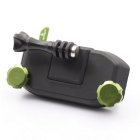 Lotopop Backpack Clip Fast Clamp Mount for Gopro - Green