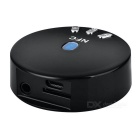 Universale AUX Bluetooth Car Audio Receiver - Nero