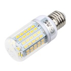 ZIQIAO YM5796 E27 12W 96-SMD LED Warm White Light Corn Bulb (220~240V)