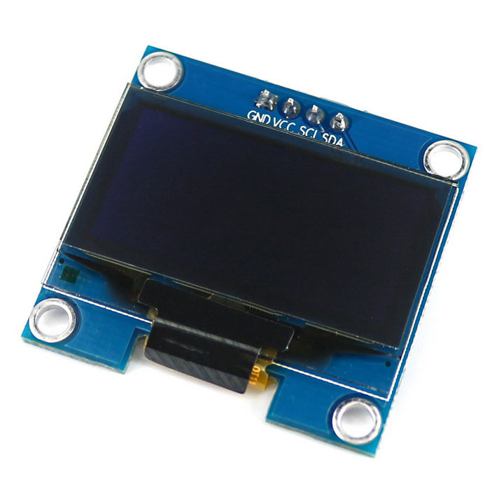 Quot blue light i c oled screen display module for