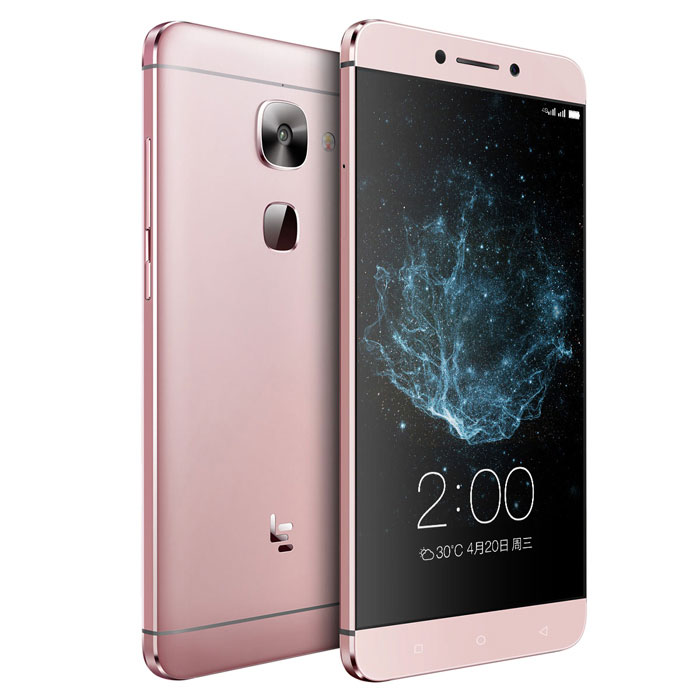 LETV Le X620 Deca Core Android Phone w/ 32GB ROM�� RAM 3GB - Rose Gold