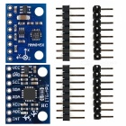 I2C 3-axis Accelerometer and I2C 6-axis Gyro Sensor Module for Arduino and 4-axis aircraft