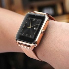 "Z50 1.54"" IPS Screen Smart Watch Phone w/ 64MB RAM, 128 ROM - Golden"