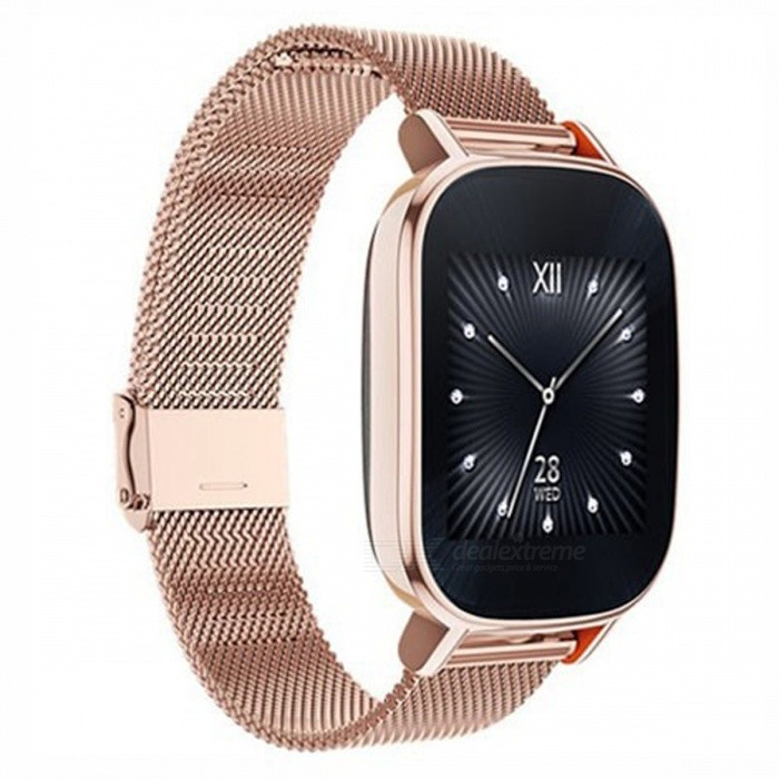 """ASUS ZenWatch 2 Android Wear Smartwatch - 1.45"""" - Rose Gold"""