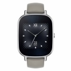"ASUS ZenWatch 2 Android Wear Smartwatch - 1.45"", Beige leather band"