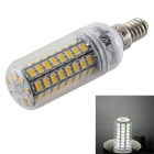 YouOKLight E14 4.5W LED Corn Bulb Cool White 72 SMD 5730 (AC 110-120V)