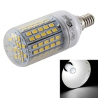 YouOKLight E14 5.5W LED Corn Bulb Cool Lys 96-SMD 5730 (AC 220-240V)