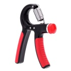 Adjustable Hand Power Grip Exerciser Gripper 10-40 Kg - Black + Red