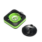 RF Wireless Anti-lost Electronic Key Finder Set - Black