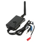 Wireless AV Transmission to Phone Wi-Fi Signal Transmitter - Black