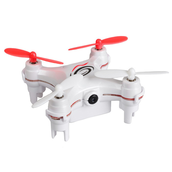 LiDiRC L7W Mini R/C Quadcopter Aircraft w/ 0.3MP Camera Wi-Fi FPV
