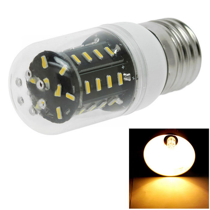 HONSCO E27 3W LED Warm White Light Corn Bulb (AC 220V)