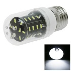 250LM 36-SMD 4014 Lampe LED avec Transparent Shell