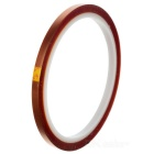 50mm High Temperature Heat Resistant Kapton Adhesive Tape - Tawny