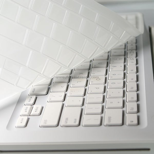 Silicone Keyboard Shield for MacBook and Pro