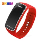 SKMEI 1119 50m Waterproof Sports Timing LED Watch - Red (1 * CR1220)