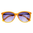 SENLAN 2933C7 Women's Fashionable Polarized Sunglasses - Yellow