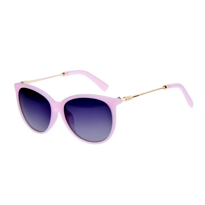 SENLAN 2933C6 Women's Fashionable Polarized Sunglasses - Pink