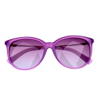 SENLAN 2933C3 Women's Fashionable Polarized Sunglasses - Purple
