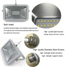 Uniting IP65 30W 60-2835 LED Warm White Flood Light (AC 100-240V)