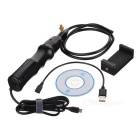 6-LED 7mm Objectif Handheld endoscope endoscope pour Android Phone - Noir