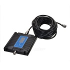 Cell Phone Signal Amplifier móvel GSM980 Repetidor - Black