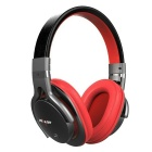 ZEALOT B5 Wireless Bluetooth V4.0 Headset w/ Mic, TF Slot - Black +Red