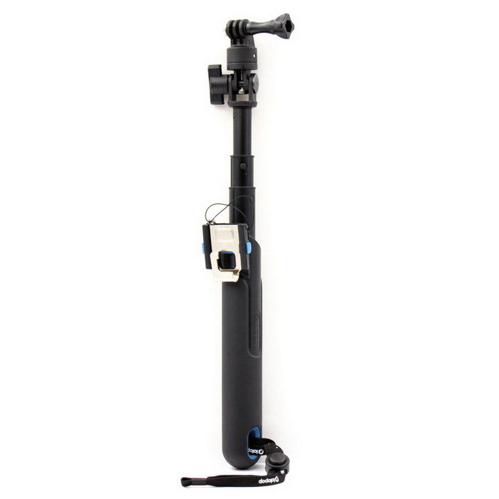"LOTOPOP GO-29 28"" Smart Remote Control Holder Monopod Set - Black"