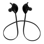 X13 Bluetooth V4.1 Stereo In-Ear auriculares de deportes con NFC - Negro